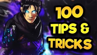 Apex Legends | 100 Pro Tips And Tricks - Get More Wins FAST!