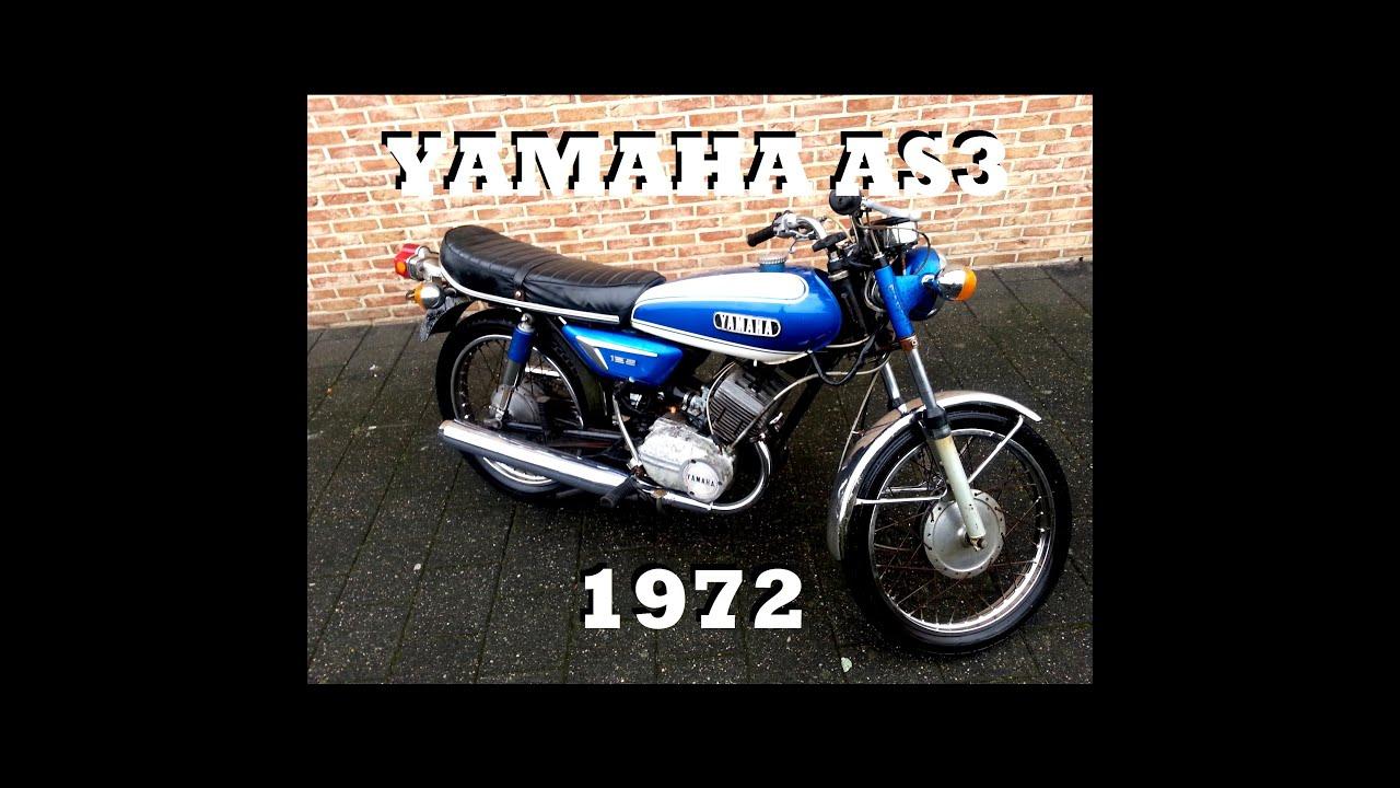 Yamaha 250 V Twin Engine For Sale: Yamaha AS3 125CC 1972