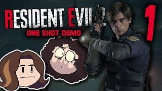Resident Evil 2 (One Shot Demo): Deadmen! - PART 1 - Game Grumps