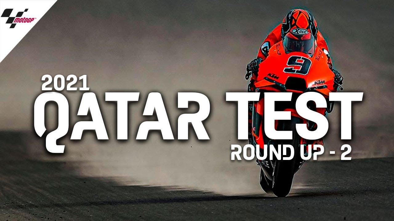 MotoGP - 3 dia de teste - VÍDEO
