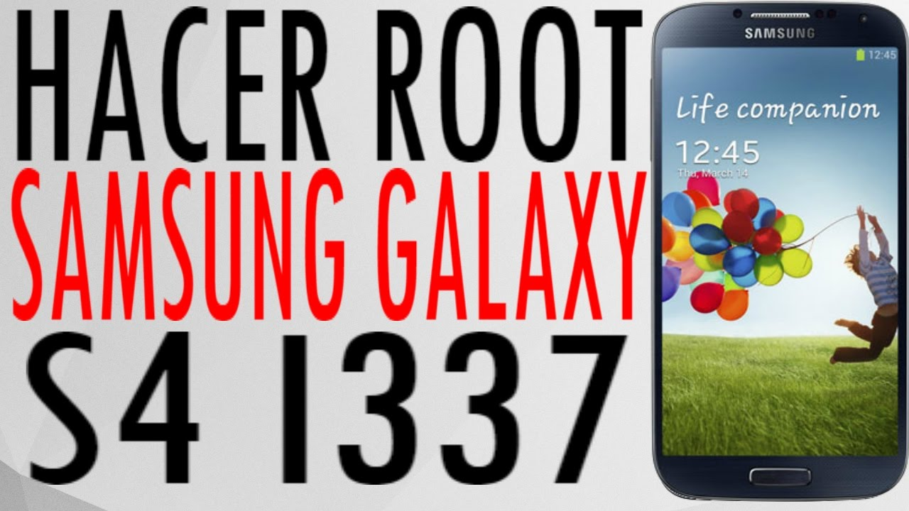 Root Samsung Galaxy S4 Sgh I337 Con Towelroot Android 4 4 2 Kit Kat