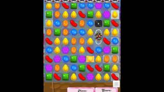 Candy Crush Level 1252 First Mobile Version