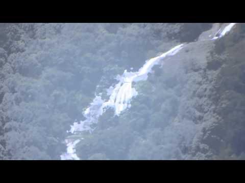 Water Falls of Velliangiri Hills