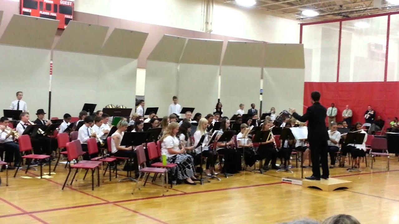 Thunder Ridge 7th Grade Band