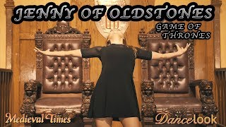 GAME OF THRONES Jenny of Oldstones DANCE | DANCELOOK
