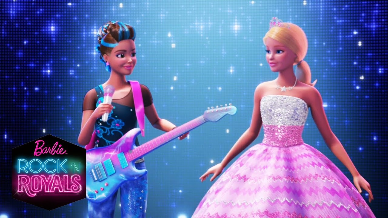 Barbie™ Rock'n Royals | Trailer