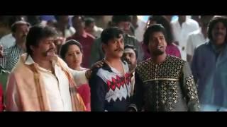 Robo shankar mass comedy in saravanan iruka bayamae