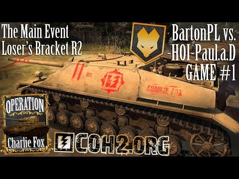 Company of Heroes 2 BartonPL vs. Paul a.D. LB R2G1