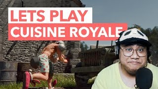 Cuisine Royale Gameplay Highlights (Tagalog) - Better than PUBG?