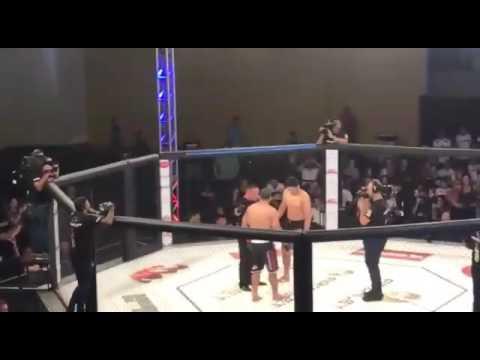 Rodolfo Vieira vitoria no MMA