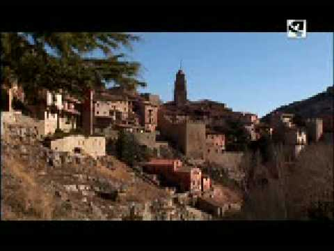 Turismo sierra de albarracin youtube for Oficina de turismo albarracin