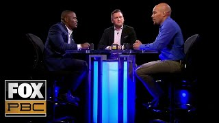 Peter Quillin and Caleb Truax recount the time they sparred in the gym | Face to Face | PBC ON FOX