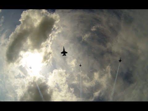 GoPro - 2014 Dayton Airshow Highlights - 4k