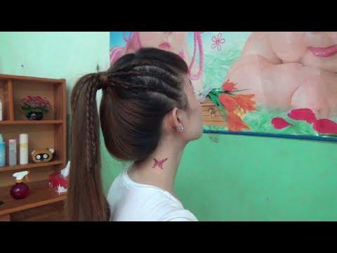 Hairstyles - Tết Tóc Đẹp Phong Cách Rock Cá Tính ( Phần 1 )