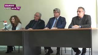 Προσφορά ΤΑΡ δυο ασθενοφόρων στο νοσοκομείο Κιλκίς-Eidisis.gr webTV