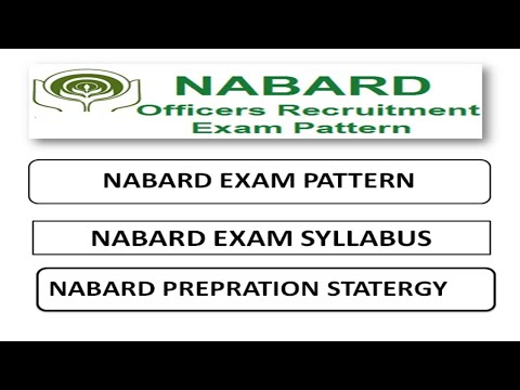 NABARD Exam Pattern Syllabus &  Prepration Statergy By Agrilearner App