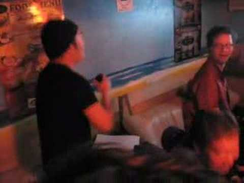 Fu and Cappuccino Karaoke Time  www.downunder-cafe.com