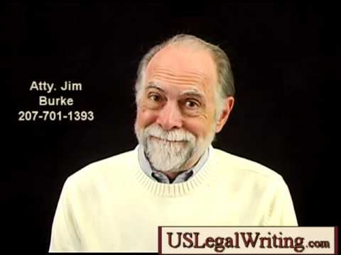 USLegalWriting.com/blog - Post: May A Freelance Lawyer Ghostwrite For A Layperson?