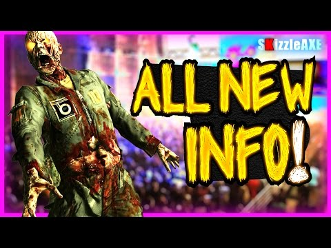Black Ops 3 ZOMBIES DLC 3 & DLC 4 Release Date - INFINITE WARFARE Gameplay Reveal, Beta, Play Early