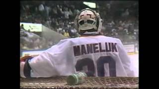 1990 Calder Cup Finals Steve Ludzik Goal Game 6