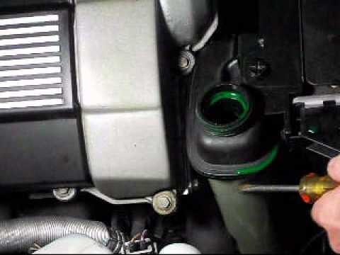 How To Bleed Air Out Of Your Cars Cooling System Funnycat Tv