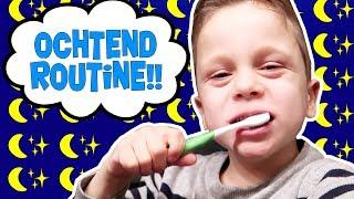 OCHTEND ROUTINE DOORDEWEEKS !! - KOETLIFE VLOG #617