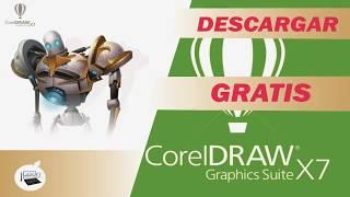 Descargar Gratis el corel Draw X7 en español