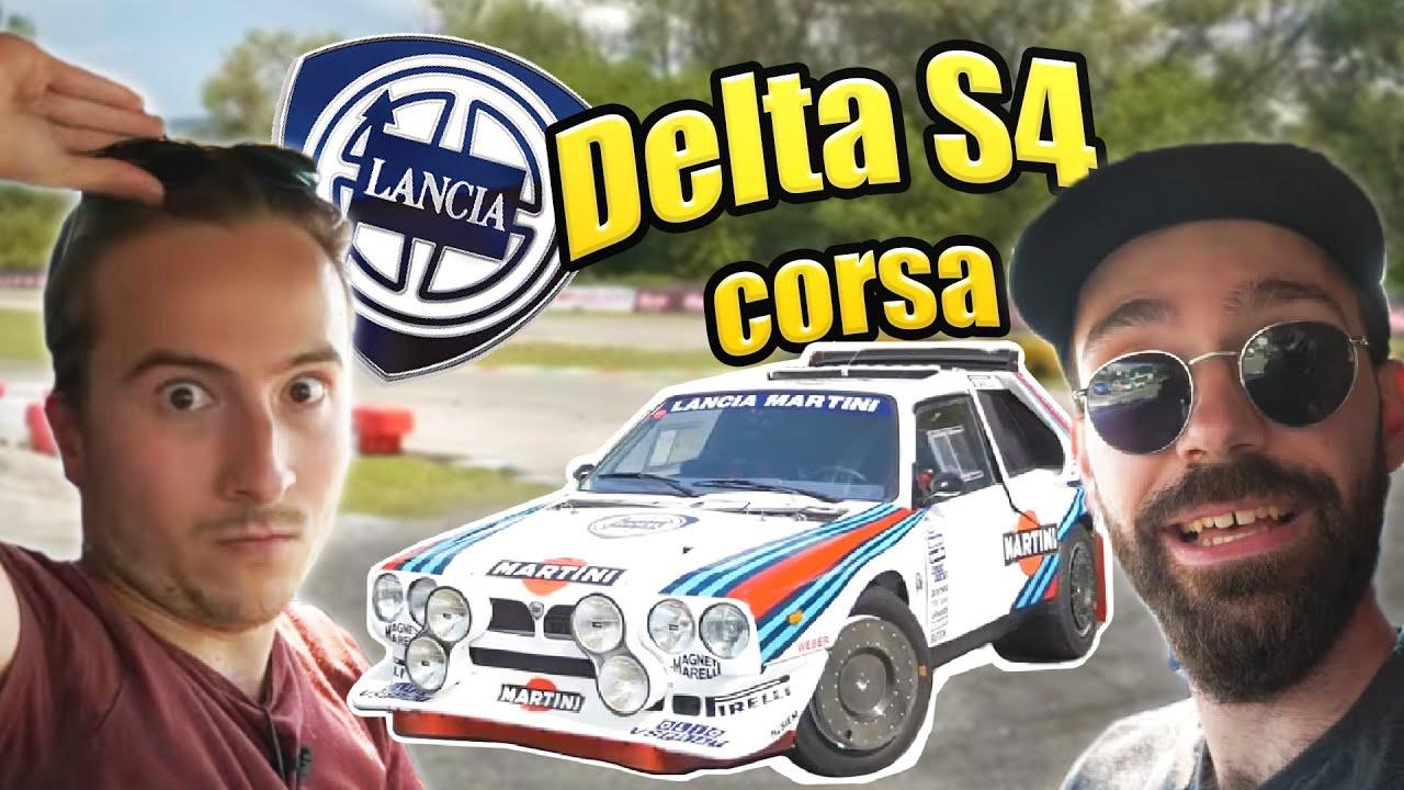 Download Essai Lancia Delta S4 GROUPE B - LE CERCUEIL ROULANT