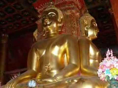 Historical and monumental Nan, Thailand - Part 2.