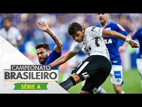 Melhores Momentos - Cruzeiro 1 x 1 Corinthians - Brasileirão Série A (01/10/2017)
