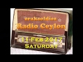 Download Radio Ceylon 11-02-2017~Saturday Morning~02 Purani Filmon Ka Sangeet MP3 song and Music Video