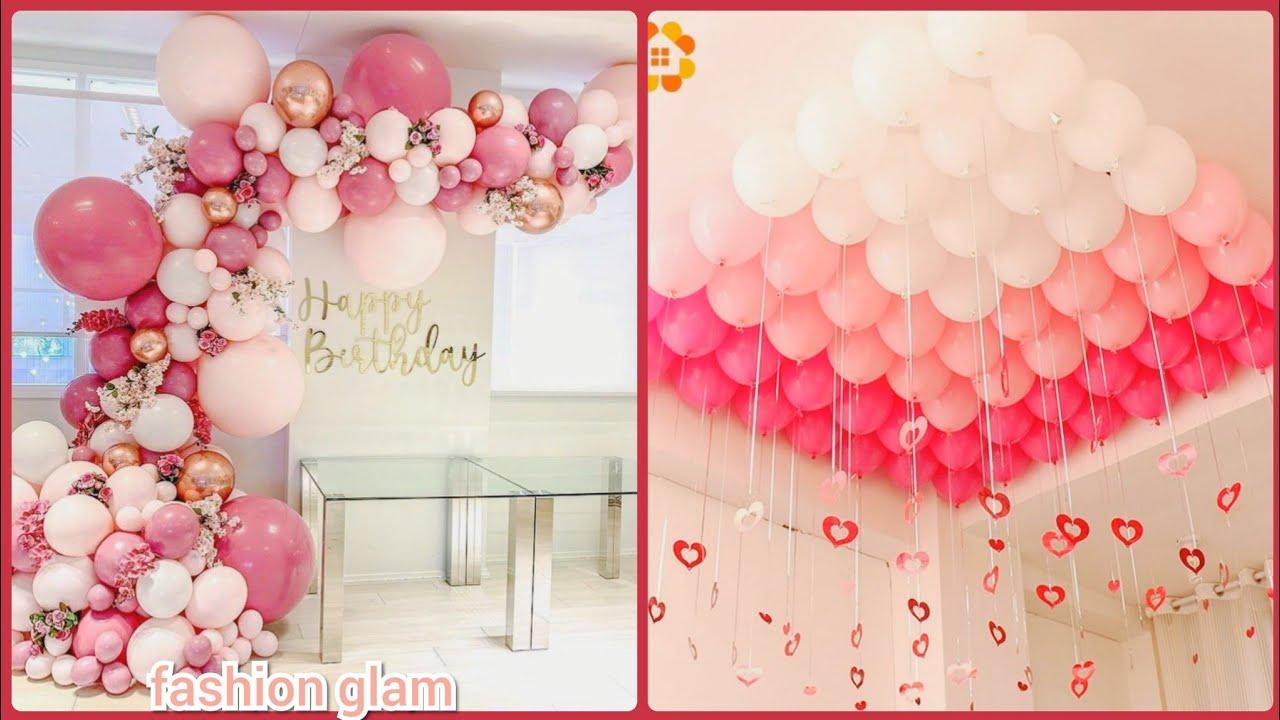 50 Balloon Arrangements Styles For Birthday Parties Balloons Decoration Ideas Youtube