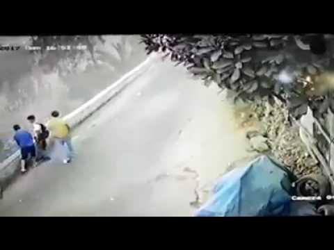 Tour Bus Crashes in Peru's Capital