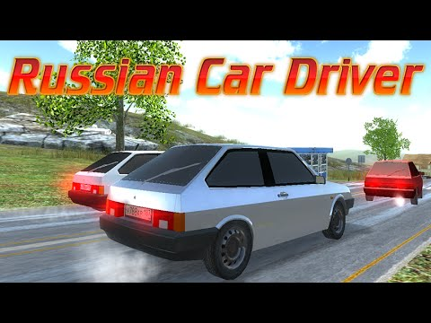 Russian Car Driver HD (Gameplay Trailer)