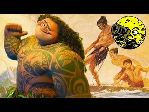 Maui Polynesian Mythology
