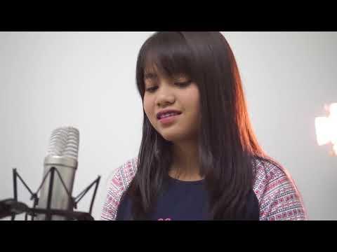 Suara Manja Hanin Bikin Baper nyanyi  Sayang   Via Vallen Cover