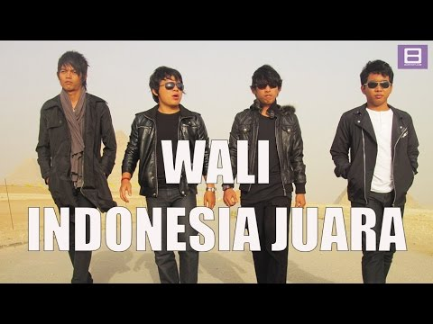 Wali - Indonesia Juara [Video Lirik]