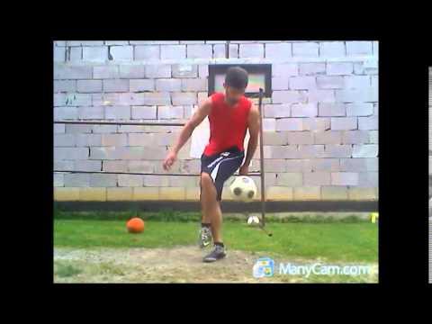 Learn Cool Freestyle Soccer Tricks - Tutorial #2 Abbas ...