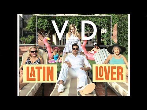 Vadhir Derbez - Latin Lover