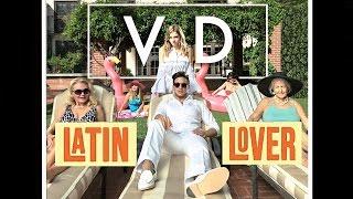 Смотреть клип Vadhir Derbez - Latin Lover
