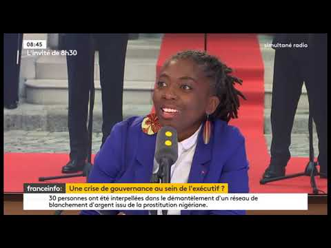 Danièle Obono (FI): La politique Macron laisse l'extrême-droite faire la police aux frontières