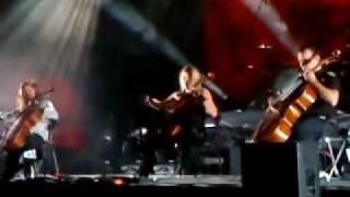 Apocalyptica - Bittersweet - 7th Symphony World Tour Monterrey 2012