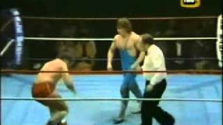 World of Sport - Dynamite Kid vs Marty Jones pt.2