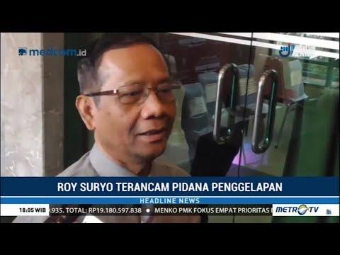 Heboh Roy Suryo, Mahfud MD : Negara Bisa Merampas Paksa Bahkan Mempidanakan