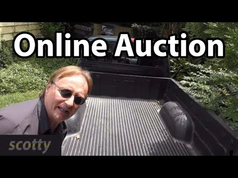 Buying a Car at an Online Auction
