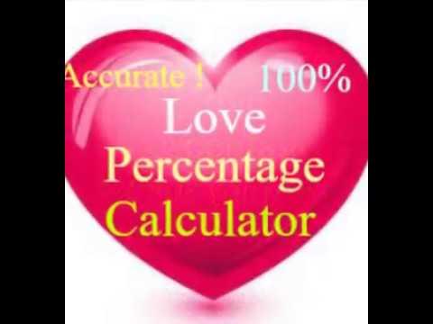 www love percentage com