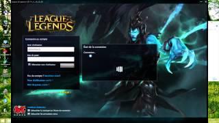 league of legends erreur de connexion tentative