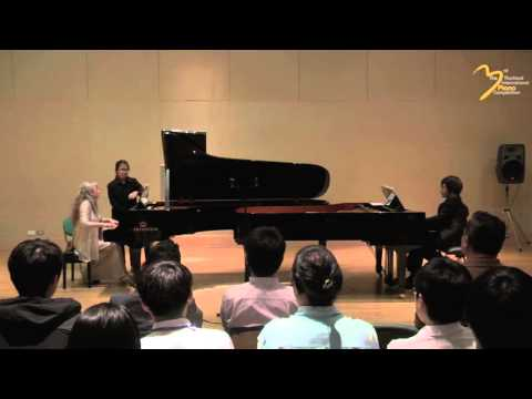 Rachmaninoff Suite no 1 for two pianos