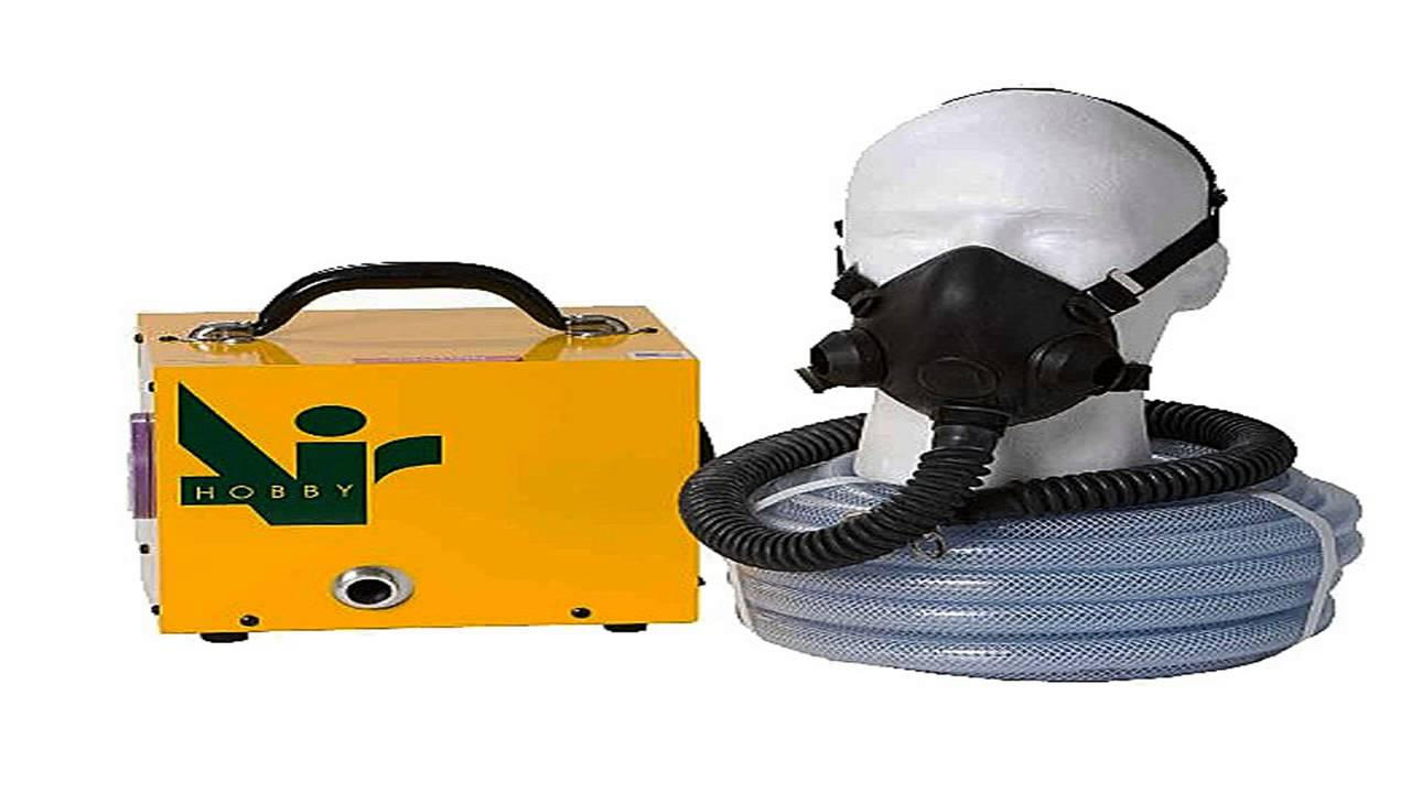Survival Air Systems 3800 30 Economy 1 Man Full Face Mask System