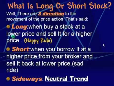 What is swap long and swap short in forex